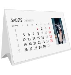 Suvenyrinis stalo fotokalendorius