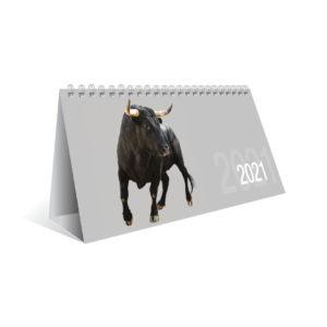 Pastatomas stalo kalendorius JAUTIS